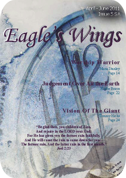 Eagle's Wings Issue 5 - Magazine Cover