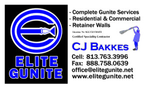 Elite Gunite Business Card with bleed 300 dpi