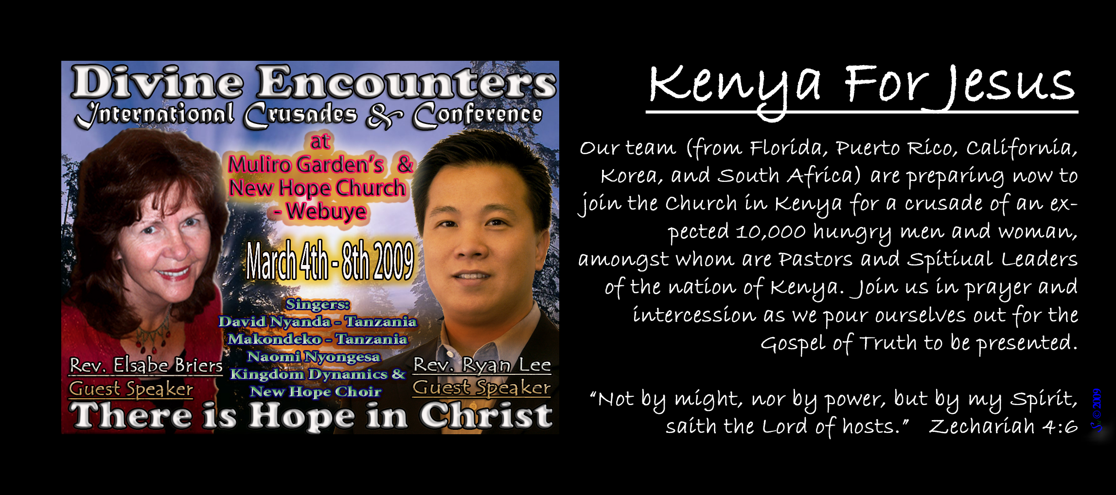 Kenya Flyer-add on CR
